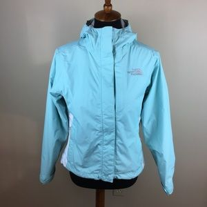 The North Face rain jacket size XS